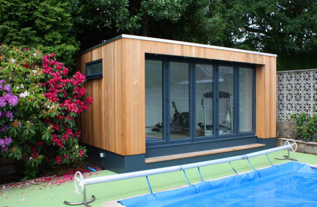 Swift garden rooms garden room design gallery for The garden room company